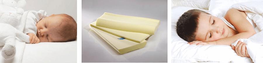 almohada photon para niños baby pillow