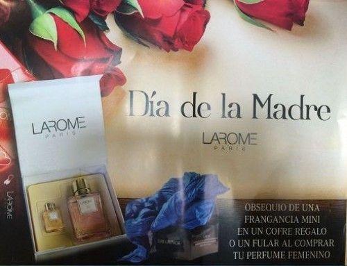 Perfumes para el día de la madre