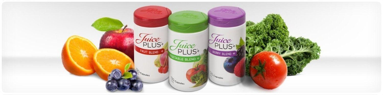 Juice PLUS+ ¿Qué es?