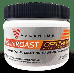 Cafe para adelgazar Valentus Slim Roast Optimum